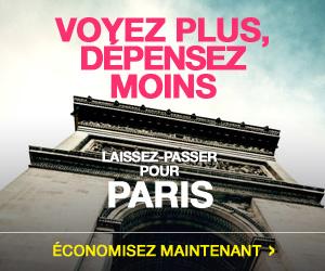 Tour en Bateau Parisien