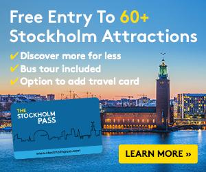 Forfait 1 Jour Pass Transport Stockholm Card