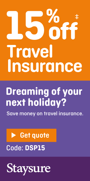 Staysure travel insurance
