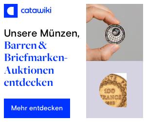 Catawiki Auktionen für Münzen