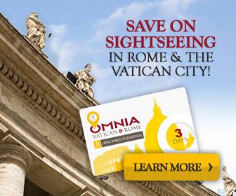 Omnia: Rome & Vatican Card