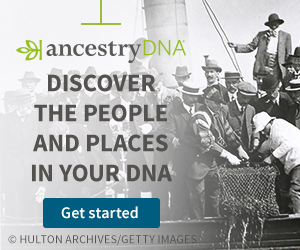 AncestryDNA UK Autumn Sale