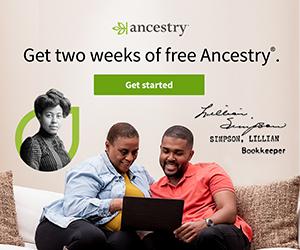 Free Genealogy on The Genealogy Spot
