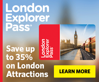 London Explorer Pass rabattkort