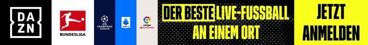 DAZN - Der beste Sport für 9,90 €/mtl. + Gratismonat zum Testen