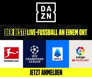 DAZN - Der beste Sport f�r 9,90 �/mtl. + Gratismonat zum Testen