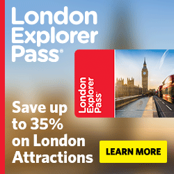 The London Explorer gives you access to great deals on London Attractions