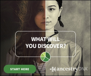 AncestryDNA Canada Cyber Sale - LOWEST PRICE OF THE YEAR! Regularly $129 CAD, now just $69 CAD! PLUS Save 40% on Ancestry Gift Subscriptions