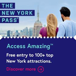 Карта Нью-Йорк Пасс