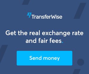 TransferWise cheap money transfers