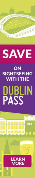 Save on sightseeing with Dublin Pass