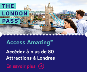 Carte multi-attraction de Londres
