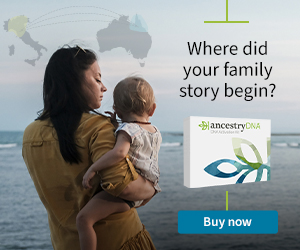 AncestryDNA Australia: Save $20 AUD! Regularly $129 AUD, now just $109 AUD! Sale valid through Monday, November 25th.