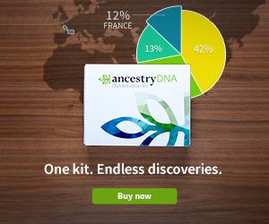 AncestryDNA Father's Day Sale