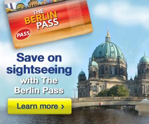 Carte de Berlin welcome card