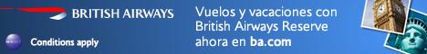 British Airways Aeropuerto de Alicante